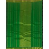Royal blue check with green border